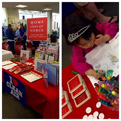 Early Childhood Fair at Nashua Public Library