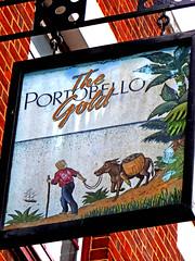 Portobello gold (Draopsnai) Tags: nottinghill pubsign portobelloroad manandhorse kensingtonandchelsea portobellogold