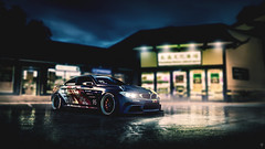 Take-out (Nux Creative Works) Tags: red black wet tarmac night racecar dark liberty grey chinatown walk markets automotive tires videogames chrome bmw satin playstation needforspeed coupe m4 stance nfs toyo ps4 gameart speedhunters stanceworks stancenation nfs2015 nfsracecar