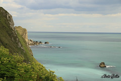 _MG_3120 (antocalv) Tags: uk longexposure sea landscape dorset lulworth jurassiccoast