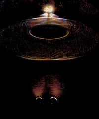 The Eclipse (Steve Taylor (Photography)) Tags: light art lamp strange digital weird odd lowkey