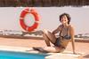 Pin-up girl (koalie) Tags: vacation holiday water island spain lanzarote canarias swimmingpool bikini es canaryislands vlad yaiza koalie coraliemercier vv06 byvv06 byvlad 2015summervacation