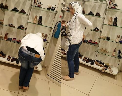 ass pic Hijab