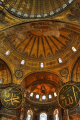 _MG_5673_Painterly (rvogt0505) Tags: turkey istanbul hagiasofia