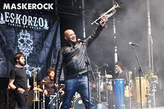 Escorzo # Viña Rock 2016