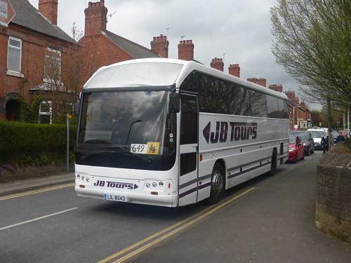 JB Tours - LIL 8543