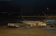 LOT Polish Airlines | Embraer Emb-170-100LR | SP-LDK | Star Alliance livery (Marco Montrasio) Tags: star prague lot polish praha airways alliance embraer livery handling ruzyne spldk emb170100lr lot526