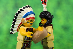 Tribal Indian Family (Lesgo LEGO Foto!) Tags: family baby man cute love fun toy toys nikon lego indian chief tribal wife series minifig collectible minifigs nikkor omg collectable minifigure minifigures series3 series14 d5300 legophotography legography collectibleminifigures collectableminifigure coolminifig 60mmf28drmicro tribalindianchief