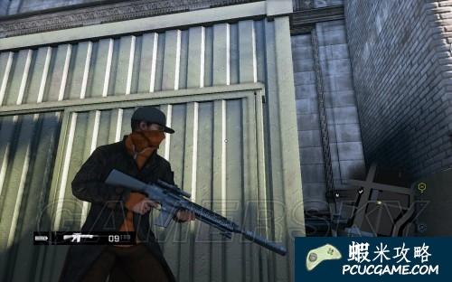 看門狗 無聲狙擊槍MOD安裝方法