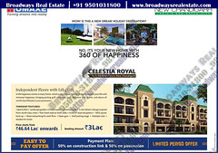 Image of Omaxe Celestia 3BHK Floors