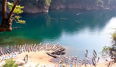 Boats (maringc) Tags: india discover meghalaya dawki mawlynnong northeastindia photoaddict pictoftheday mynikonlife shangtuh comaroadtrip