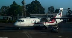 ATR 42 - 7T-VUO (Graffyc Foto) Tags: airport foto air panasonic msn algerie algiers atr 901 houari 4272 daag boumedienne tz10 graffyc 7tvuo