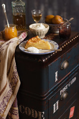 IMG_6236_exp (Helena / Rico sin Azcar) Tags: cake pear vanilla tarta pera vainilla gateauinvisible