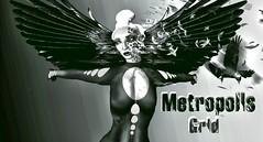 Metropolis Grid (Plastichansa) Tags: metropolis poses opensim plastichansa metropolisgrid libdescent