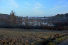 November morning mist at Lake Salmijrvi (Salmi recreation area, Vihti, 20151129) (RainoL) Tags: november winter mist lake fog finland landscape geotagged fin uusimaa 2015 nyland salmi vihti vichtis 201511 salmijrvi salmenulkoilualue salmirecreationarea 20151129 geo:lat=6036902002 geo:lon=2450232988