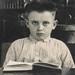 Portrait of a young school boy 2