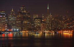Downtown Gotham City