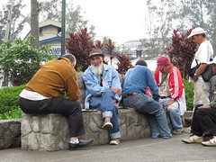 baguio life random images (DOLCEVITALUX) Tags: life people chess baguio scenes everydaylife baguiocity