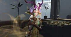 Tao's rez day arrive (Miss Darlingmonster Ember) Tags: sl secondlife