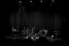 _JTS0457 Xarim Arest i el Conjunt del Miracle Auditori de Barcelona BarnaSants 2016 BW (Thundershead) Tags: music guitar livemusic msica guitarplayer msic barnasants xarimarest barnasants2016