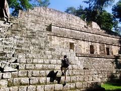 Una sensacin inolvidable (David_Mendez) Tags: color sol selva ciudad escultura viajes caminar copan mundo cultura viajar sentir centroamerica vivir exotico explorar