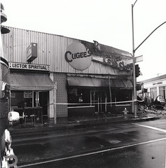 Cugees Fire January 28, 1981
