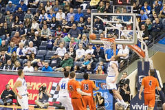Missed Dunk at BYU Men's Basketball Game (aaronrhawkins) Tags: game loss basketball marriott ball court slam jump basket pacific crowd center arena tournament mens lose ncaa miss missed dunk byu brighamyounguniversity marriottcenter aaronhawkins