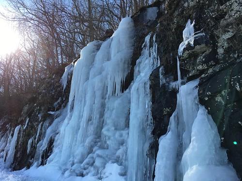 Shenandoah in the Snow