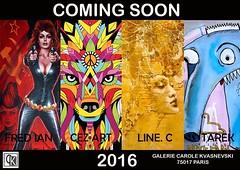 Coming soon ! (Pegasus & Co) Tags: urban streetart art collage painting skulls drawing contemporaryart collages lifestyle drawings dessin hype beautifulcolors bd artcontemporain dessins artistes  urbain tarek