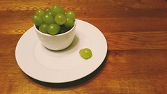 The Grape Escape ( EkkyP ) Tags: fruit escape alphabet grape fiveaday gisfor