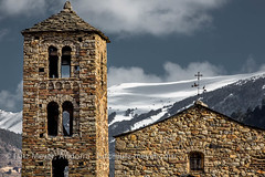 Andorra history: Churches & chapels. Canillo city, Vall d'Orient, Andorra (lutzmeyer) Tags: pictures old winter history church architecture photo arquitectura foto image photos roman religion january kirche chapel images enero fotos architektur invierno unten chapelle historia andorra antic bilder pyrenees januar iberia pirineos pirineus architectura pyrenäen kapelle capilla historisch capella imatges hivern esglesia gener romanesquearchitecture religiousbuilding isglesia romanischearchitektur canoneos5dmarkiii valldorient esglesiasantjoandecaselles canillocity lutzmeyer lutzlutzmeyercom religiosarquitectura