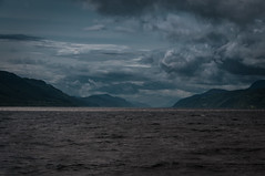 Theres a Storm Brewing (EricHarden) Tags: cruise storm water clouds scotland boat nikon loch lochnessmonster lochness nessie d300 18200mm jacobitewarrior