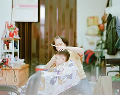 haircutting (Jerome Chi) Tags: 120 film pentax kodak ishootfilm 120film filmcamera 6x7 67 kodakfilm f24 filmphotography portra400 pentax6x7 pentax67 kodakportra400 kodakportra filmphoto filmisnotdead lovefilm  filmisgood 05mm pentaxcamera  filmphotograph