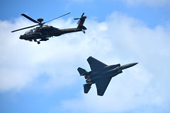 Singapore Airshow 2016 (j-imaging) Tags: show industry apache singapore fighter republic force display aviation air centre jet aerial exhibition airshow helicopter sa perform changi trade 2016 rsaf superiority f15sg