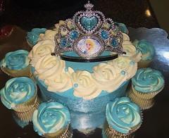 Elsa cake, Northern Utah, www.birthdaycakes4free.com