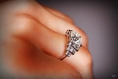 Jewel (Benjamin James Davies) Tags: rock diamond jewellery product