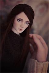 *** (Shimiro Kestrel) Tags: dark lucifer doll bjd abjd balljointeddoll ringdoll bjdcustom bjdphotography makoeyes bjdportrait ringdolllucifer