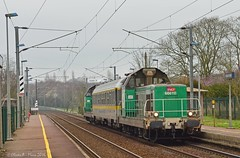 BB66249 & 66115 (Oliver_A) Tags: train inspection voiture cris infra controle sncf mesures bb66000 mauzin bb66249 bb66115