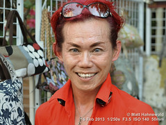 2013-05a Malaysia's Diversity (11) (Matt Hahnewald) Tags: cultural character male adult ethnic traditional portrait smiling handsome teeth festival sunglasses posing primelens travel authentic red street eyes asia matthahnewaldphotography face facingtheworld chinesenewyear georgetown horizontal head malaysia malaysianchinese nikond3100 outdoor penang man southeastasia 50mm expression headshot nikkorafs50mmf18g fullfaceview 1200x900pixels resized colourful colour clarity person 4x3ratio closeup consensual lookingcamera