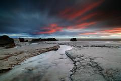 Arnside Morecambe Bay (angus clyne) Tags: arnside seascape mud beach flat tide