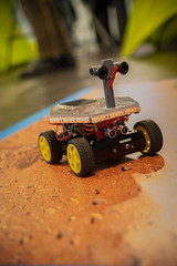 SalonSIEP-M+®tiers du Spacial-22 (cdsunamur) Tags: robot stand université salon sciences espace savoir siep visites métiers unamur henallux