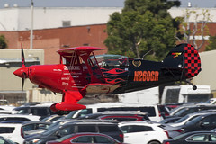 Spencer Suderman (KRIV Photos) Tags: riverside airshow pitts s2b n260gr