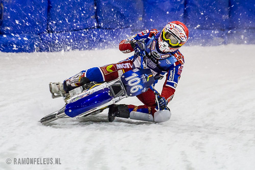 FIM Ice Speedway Gladiators Assen 2016