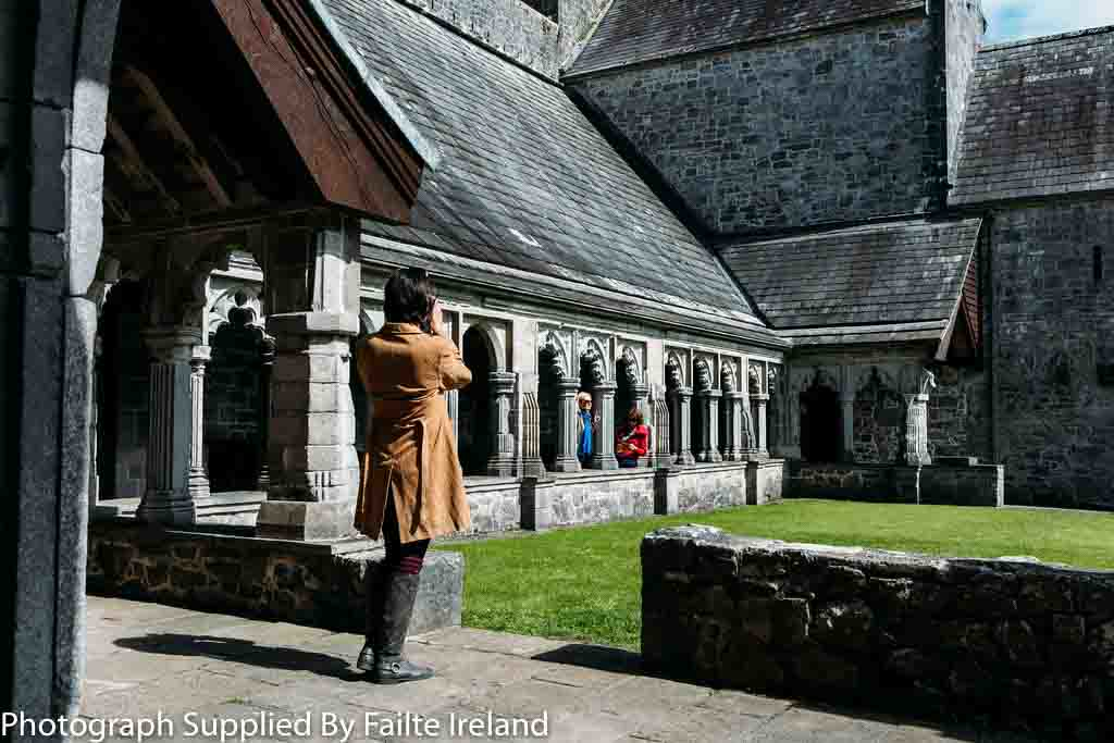 Holy Cross, County Tipperary - Holy Cross Abbey