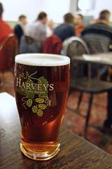 Harvey's Sussex Best Bitter - Five Ash Down, UK (Neil Pulling) Tags: beer sussex pub ale eastsussex realale harveyssussexbestbitter sussexbestbitter