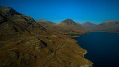 Wast Water (ct_purley) Tags: lake water canon district aerial 7d inspire wast dji