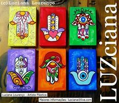 (LUZciana) Tags: mo pintura rn riograndedonorte colorido hamsa multicolorido mozinha pium hams lucianaloureno luzciana modeftima madeinpium lanamento2016