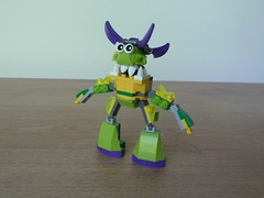 LEGO MIXELS TAPSY GURGGLE MIX or MURP ? n2 Instructions Lego 41561 Lego 41549 (Totobricks) Tags: mix lego howto instructions build series7 mixies 2016 murp series6 tapsy gurggle mixels legomixels glorpcorp totobricks