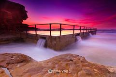 Bath Time (davywg) Tags: sunrise canon manly north sydney australia swimmingpool nsw nd curl hitech tidalpool cpl haida rockpool northernbeaches warringah northcurlcurl gnd canon60d lucroit