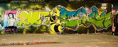 Leake Street (cocabeenslinky) Tags: street city uk england urban streetart man london art love me writing lumix graffiti march paint artist wasp photos south sting united capital letters kingdom tunnel can spray east panasonic waterloo writers bling graff leake se1 artiste 2016 dmcg6 ©cocabeenslinky